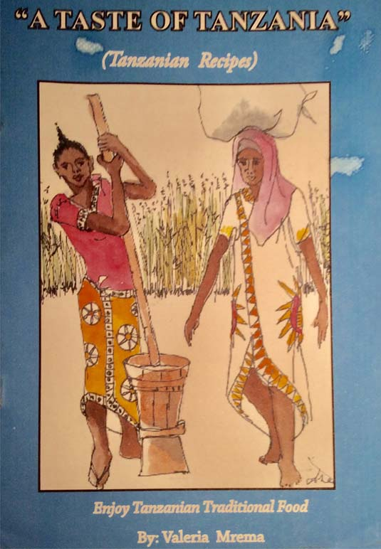 TANZANIAN-COOKBOOK-A